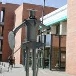 Estatua Don Quijote Mancha Centro