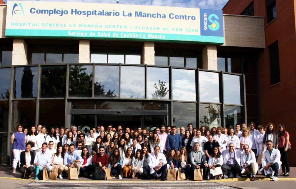 Residentes Mancha Centro